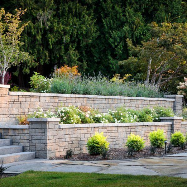Belgard Rooms Features Garden