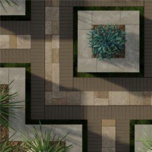 Belgard Rooms Shape Modular